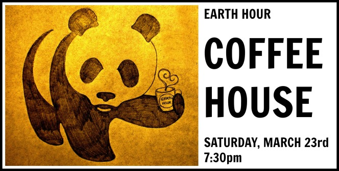 what are you doing for earth hour?