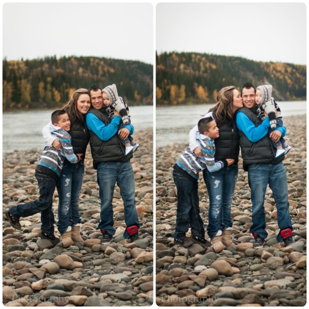 such a sweet family!