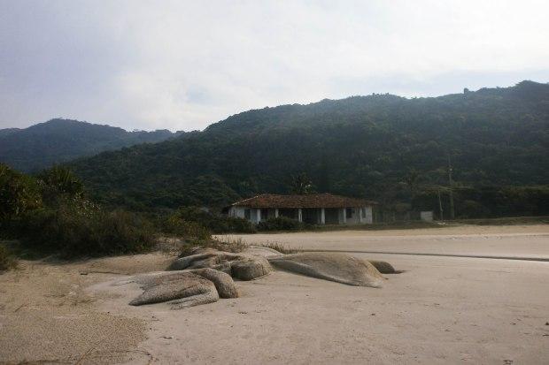 Praia Brava (praia = beach).  This is gonna be our future home... ;)