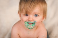 My favourite shot from Aiden's Cake Smash on Sunday