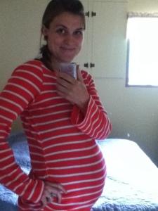 20 weeks - halfway there!