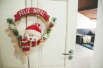 See, I decorated for Christmas...