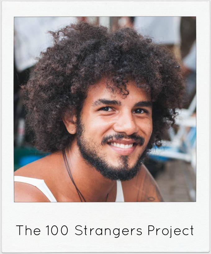 100 strangers (6 of 6) blog