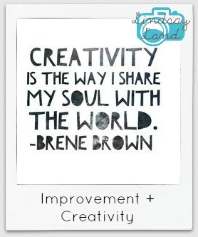 creativity blog pinterest buton