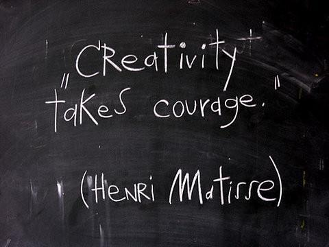 Creativity-takes-courage-Henri-Matisse-inspirational-quote