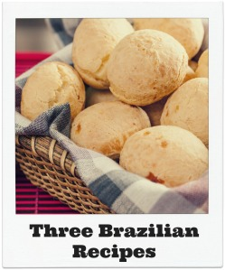 three brazilian recipes pol
