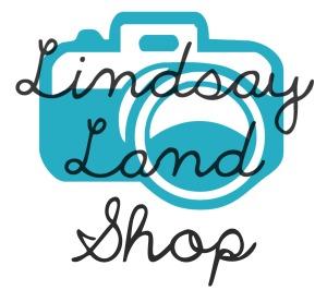 lindsay land shop logo etsy